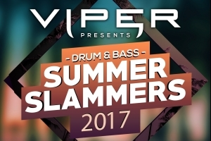 Hillsdom / Cynematic - Drum & Bass Summer Slammers 2017 Sampler