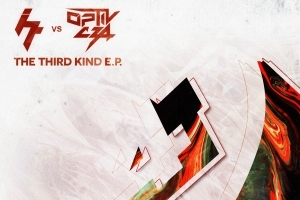 Optiv & CZA vs. Inward, Hanzo & Randie - The Third Kind EP