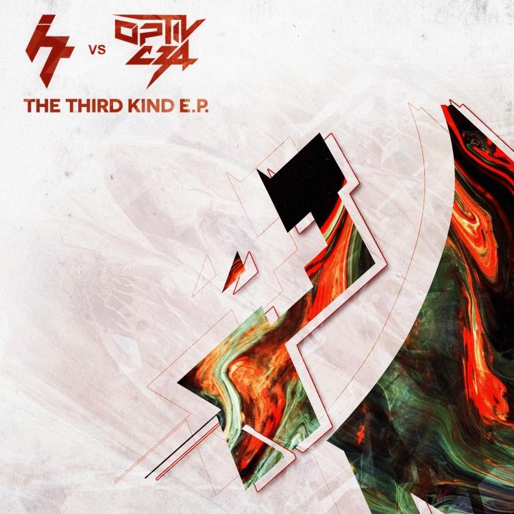 Optiv & CZA vs. Inward, Hanzo & Randie - The Third Kind EP
