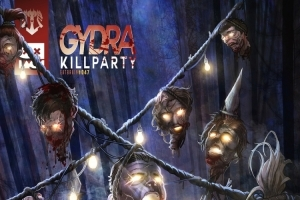 Gydra - Kill Party EP (Eatbrain)