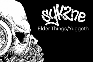 Syk2ne - The Elder Things / Yuggoth (SonicTerror Recordings)
