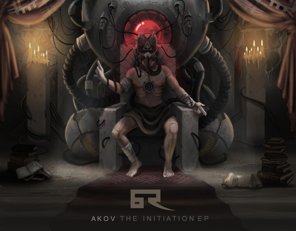 AKOV - The Initiation EP (Bad Taste)