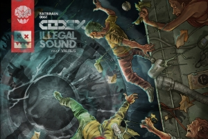 Cod3x - Illegal sound EP