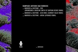 Rampage anthem dnb remixes