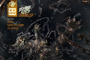 Zombie Cats - Chains EP (Eatbrain)