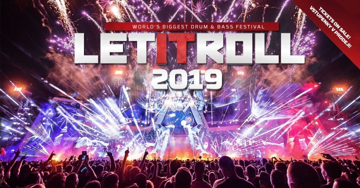 Let It Roll Summer Festival 2019 line-up phase 2